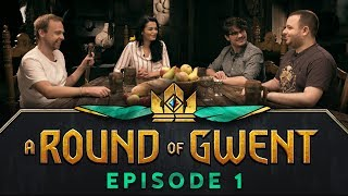 A ROUND OF GWENT | Evolution of GWENT