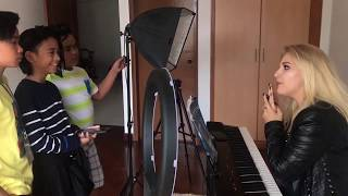 VOCAL LESSON  with the TNT BOYS  | VOCAL BATTLE|VOCAL COACHING