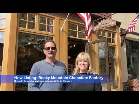 , title : 'NEW: Rocky Mountain Chocolate Factory Listing