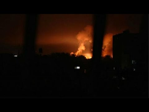 Ισραήλ: Έπληξε στόχους της Χαμάς – Απάντηση σε επίθεση με ρουκέτες…