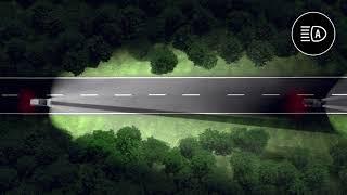 Nuevo ESPACE   Luces de carretera adaptativas LED MATRIX VISION Trailer