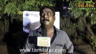 Saravanan at Aranmanai Press Meet