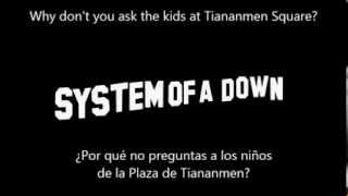 System Of A Down - Hypnotize Sub Eng/Esp