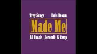 Made Me - Jeremih Ft. Chris Brown, Lil Boosie, Trey Songz & K-Camp