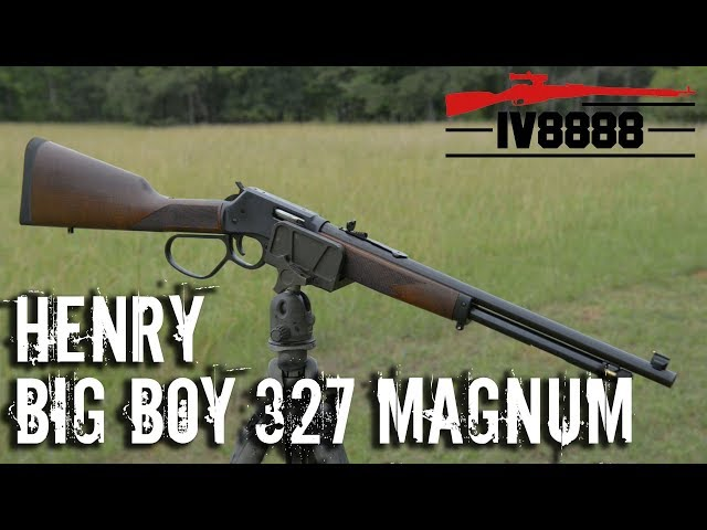 IraqVeteran8888 Reviews the Big Boy Steel Carbine .327 Fed Mag