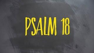 PLASTER MIODU. Psalm 18: Jedyna odpowiedź