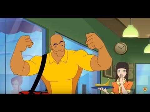 Supa Strikas - Season 2 Episode 24 - Big Bo, To Go!