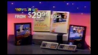 December 14, 1987 mega commercial break