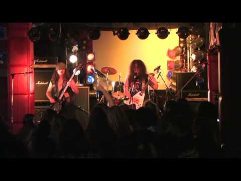 Maniaxe - Sadistic Madness (Live at the Prague, Melbourne 15-6-12)