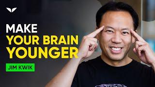 How To Develop An Ageless Brain   Jim Kwik