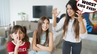 7 Funny Ways to Make fun of  Your Babysitter GONE TOO FAR!
