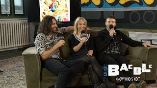 Gambar cover An Exclusive Interview with The Joy Formidable