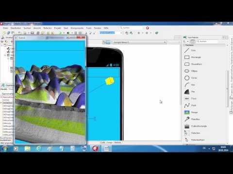 Tutorial: HeightMap in Firemonkey XE5 (Delphi XE5) - смотреть онлайн
