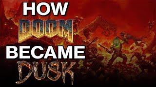 How DOOM became DUSK