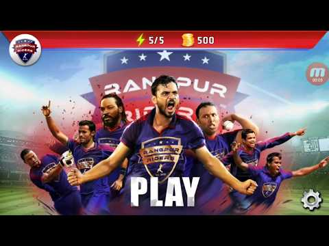 Rangpur Riders Star Cricket - by Nazara Games | Android Gameplay |