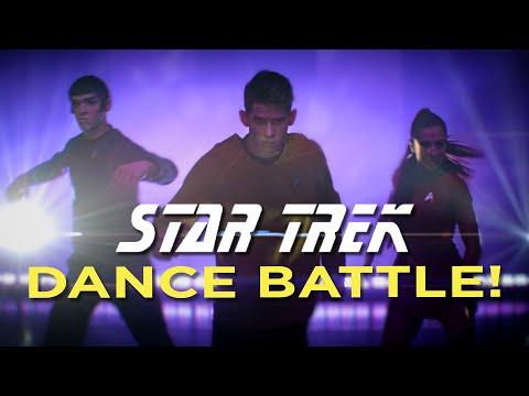 STAR TREK DANCE! (Re: Stormtrooper Twerk) True Anamorphic! // @ScottDW