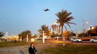 A Day in the Life | Drone Fly Training in Kuwait @ Kuwait City VLOG