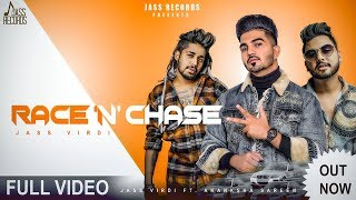 Race N Chase | (Full HD) | Jass Virdi | Game Changer | New Punjabi Songs 2019 | Jass Records