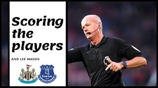 Scoring the players | Newcastle United 1-2 Everton