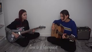 Love is a Laserquest by Arctic Monkeys cover
