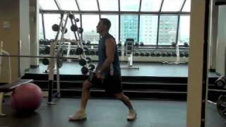 Calgary Fitness Tutorials: Squats and Lunges