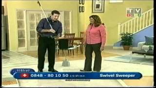 Swivel Sweeper-Dauerwerbesendung (deutsch) Teil 1 von 2