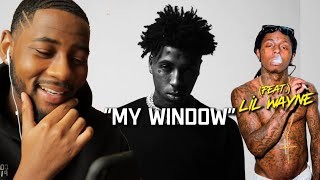 YoungBoy Never Broke Again - My Window (feat. Lil Wayne) [Official Audio] 🔥 REACTION