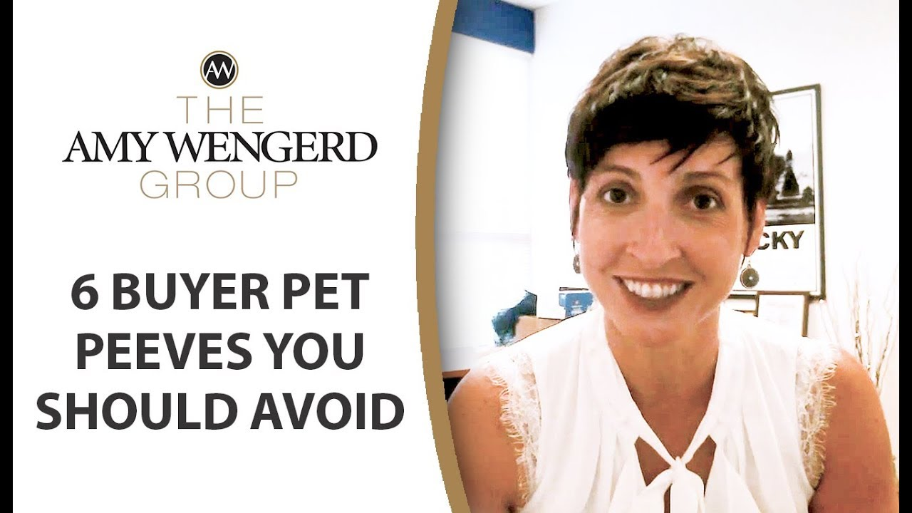 6 Buyer Pet Peeves You Should Avoid