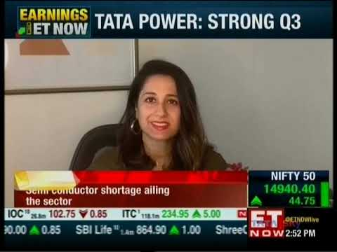 Watch Dr. Praveer Sinha, CEO & MD, Tata Power Speak about Q3FY2020 results to ET Now