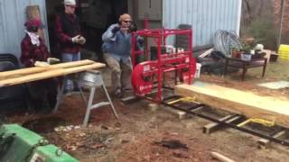 A Day with the Sawmill