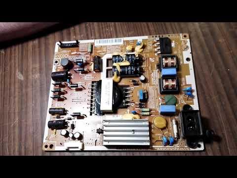 Доработка блока питания телевизора. BN44-00605A L32SF_DSM PSLF770S05A. Ограничение тока подсветки.
