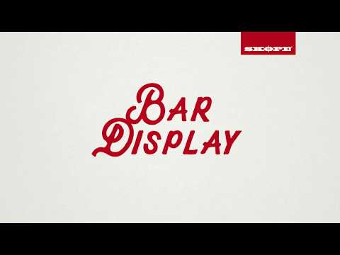 Your Guide to SKOPE's Bar Display Range