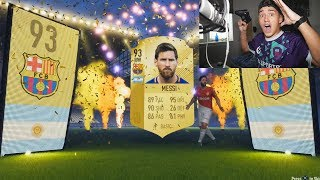 MESSI IM PACK!!! 😱🔥 FIFA 18 Pack Opening