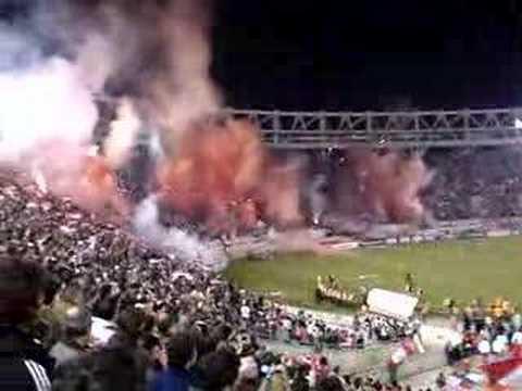 """""""Estudiantes Liga Libertadores 08"""" Barra: Los Leales • Club: Estudiantes de La Plata"""