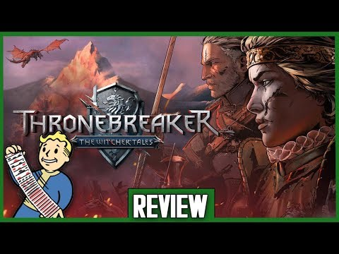 Thronebreaker: The Witcher Tales REVIEW - Depth In An Unexpected Genre