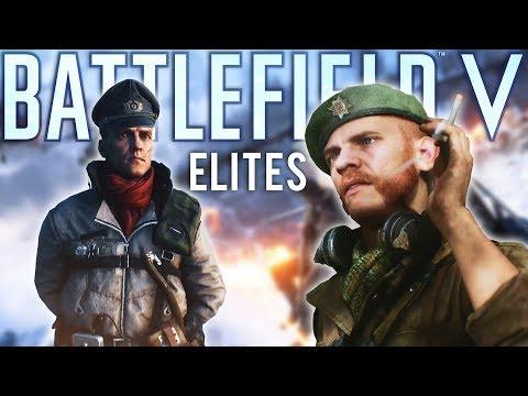 Battlefield V Elites on the way