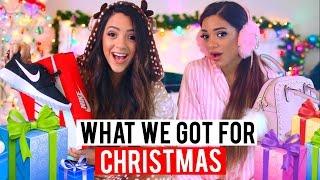 What I Got For Christmas 2015 Niki And Gabi