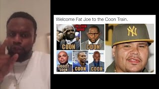 Carl Thomas & Black Twitter Sound Off On Fat Joe For Criticizing Kaepernick