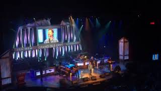 Craig Morgan - Grand Ole Opry -I Hate the Taste of Whiskey - August 15, 2017