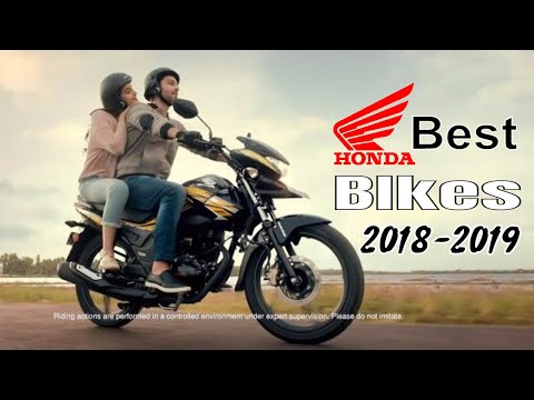 Download Best Honda bikes models 2018-2019 | latest Video Review HD Mp4 3GP Video and MP3