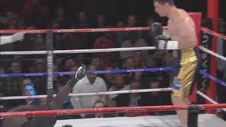 Как украинец Влад Сиренко нокаутировал Кагуру за 20 секунд