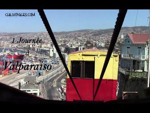 1 Journée à Valparaiso - Chili Voyages