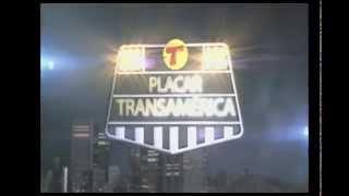 Programa Placar Transamérica - 23/10/15