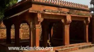 Exterior, Jodha Bai's Palace - Fatehpur Sikri