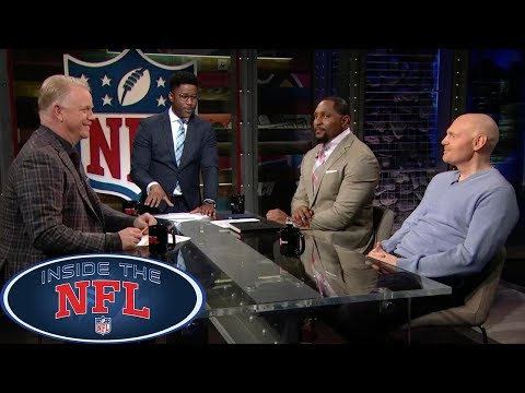 Week 11 Game Picks with Special Guest Bill Burr | Inside the NFL