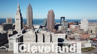 Cleveland, Ohio | Progressive Field | Key Tower | Lake Erie