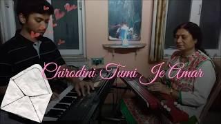 chirodini tumi je amar kishore kumar bangla karaoke mp3 download