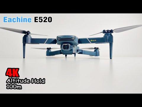 Drone 4K ga ada Sejuta ala MAVIC 2 PRO Eachine E520
