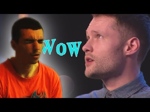 Golden boy Calum Scott hits the right note |  Britain's Got Talent 2015 || STORMY RUSSIAN REACTION (видео)