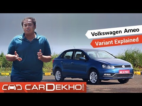 Volkswagen Ameo Diesel | First Drive Review